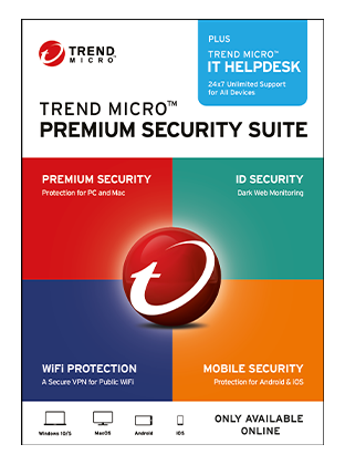 Trend Micro<br />Premium Security Suite